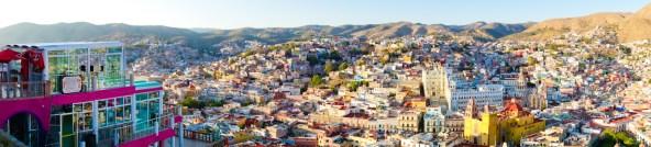 Guanajuato viewed from El Pipila