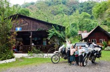 The Hostal Las Marias in Semuc-Champey. Next time we might give a shot at Las Portal down the road