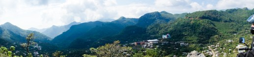 A San Lucas Camotlán vista