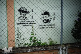 A disturbing reminder that the FARC and their ideology is not far away