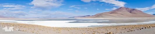 Lago Blanco - the white lake