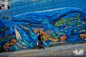 The incredible street art of Valparaiso