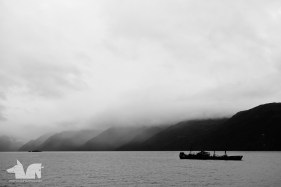 Navigating the Fjords of Southern Chile is perilous exercise.