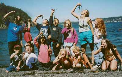CAMP IS KEY - Why Summer Camp Is Critical For Childhood Development