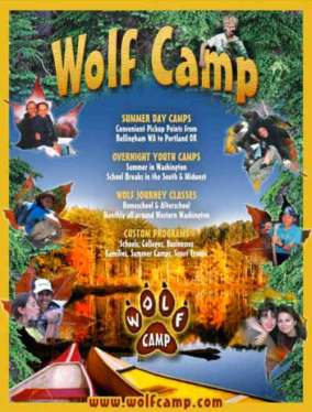 Wolf Camp Cover