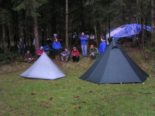 Survival Shelters at the Earth Lodge:  Making a Lean-To, Debris Hut and Ultralight Shelter
