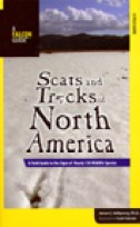 Scats and Tracks of North America by James Halfpenny