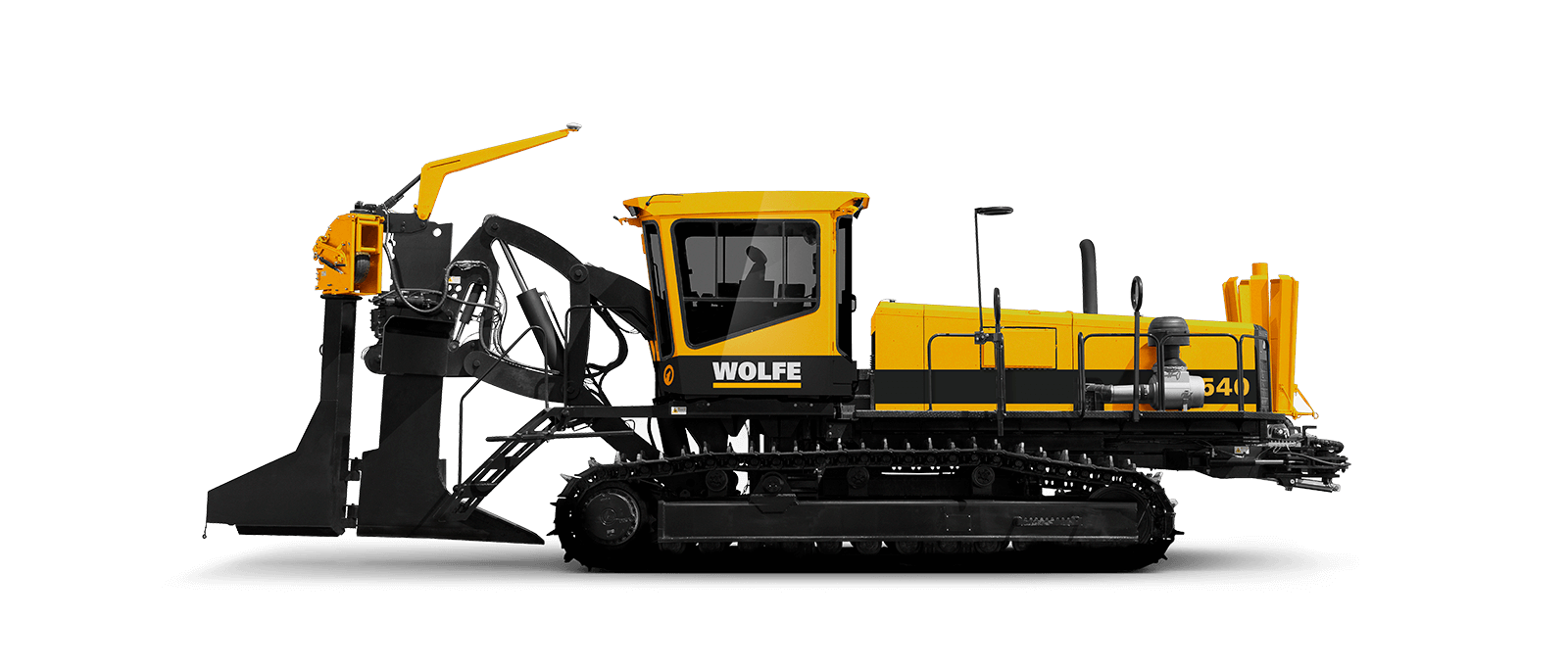 construction plows wolfe