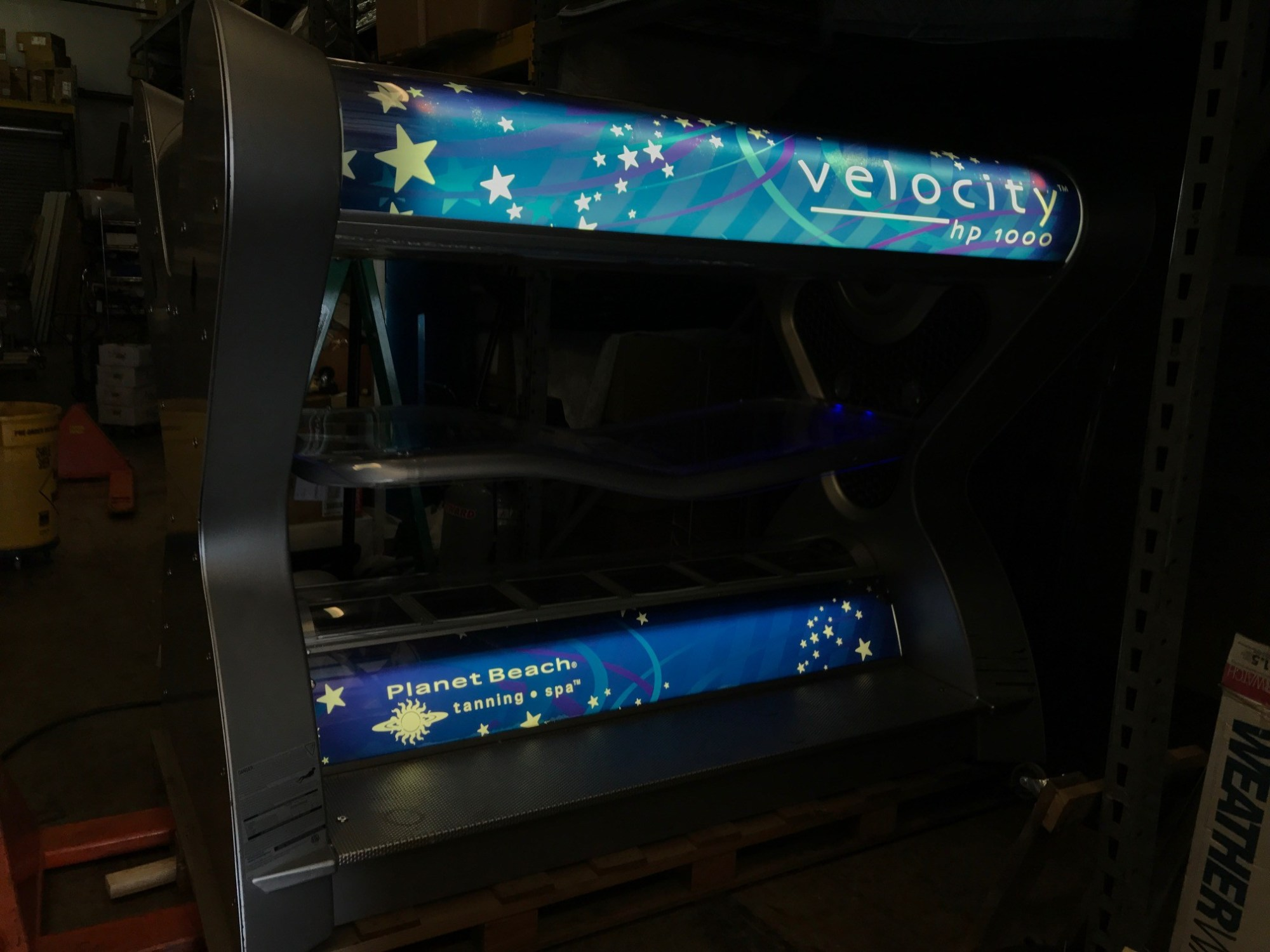 hight resolution of  2007 velocity hp1000 ultra pressure tanning bed