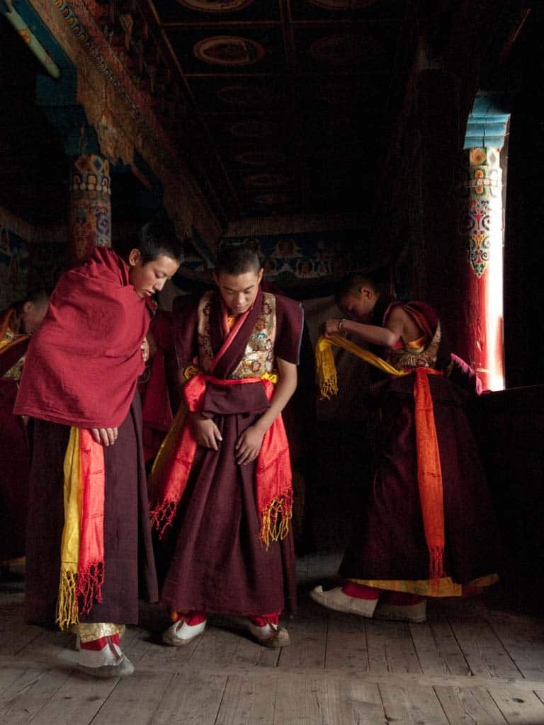 Tibetreise, Fotogreportage über Tibet, Menschen und Landschaft