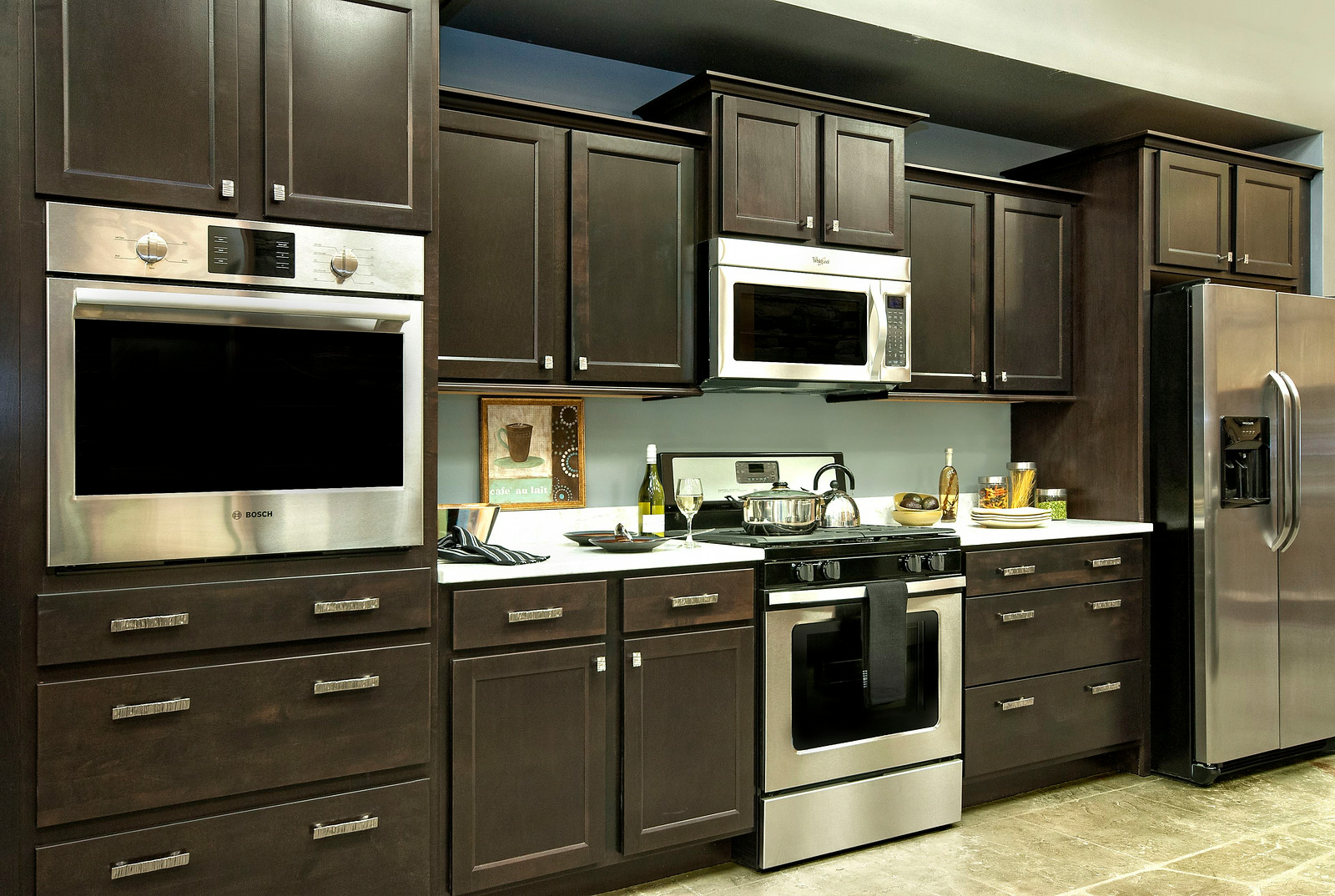 Kitchen Cabinet Photo Gallery  Wolf Home Products