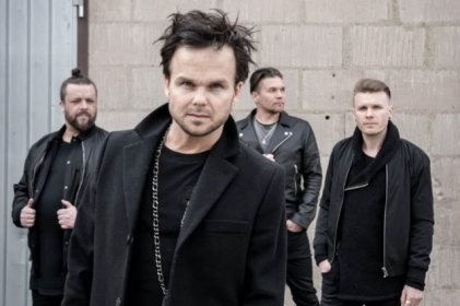 Interview with The Rasmus