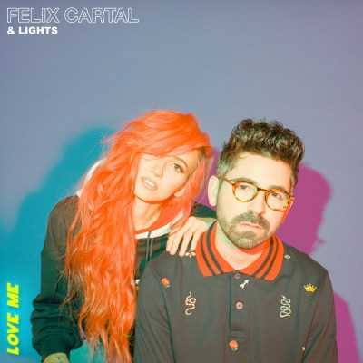 love me - by - felix cartal - and - lights - Canada - indie music - new music - electronica - music blog - indie blog - wolf in a suit - wolfinasuit - wolf in a suit blog - wolf in a suit music blog