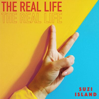 the real life - by - suzi island - UK - indie music - indie rock - new music - indie pop - rock the wolf - music blog - indie blog - wolf in a suit - wolfinasuit - wolf in a suit blog - wolf in a suit music blog