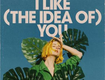 i like (the idea of) you - by - tessa violet - USA - indie music - new music - indie pop - music blog - indie blog - wolf in a suit - wolfinasuit - wolf in a suit blog - wolf in a suit music blog