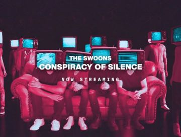 conspiracy of silence - the swoons - and - transviolet - USA - indie music - new music - indie pop - music blog - indie blog - wolf in a suit - wolfinasuit - wolf in a suit blog - wolf in a suit music blog