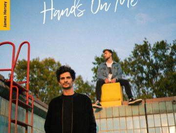 hands on me - eli - james hersey - Germany - indie - indie music - indie pop - new music - music blog - wolf in a suit - wolfinasuit - wolf in a suit blog - wolf in a suit music blog