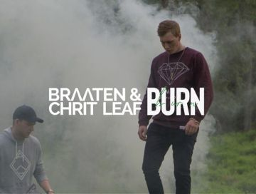 burn - braaten & chrit leaf - Norway - indie - indie music - indie pop - new music - music blog - wolf in a suit - wolfinasuit - wolf in a suit blog - wolf in a suit music blog