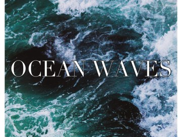 ocean waves - alex goupil - UK - indie - indie music - indie pop - new music - music blog - wolf in a suit - wolfinasuit - wolf in a suit blog - wolf in a suit music blog