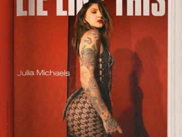 lie like this - julia michaels - USA - indie - indie music - indie pop - new music - music blog - wolf in a suit - wolfinasuit - wolf in a suit blog - wolf in a suit music blog