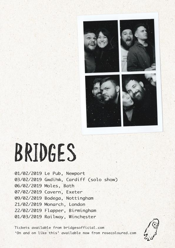 amor - by - bridges - indie music - indie rock - indie pop - new music - music blog - indie blog - wolf in a suit - wolfinasuit - wolf in a suit blog - wolf in a suit music blog