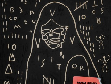 visitor - muna - remix - of monsters and men - Iceland - indie music - indie pop - indie rock - new music - music blog - indie blog - wolf in a suit - wolfinasuit - wolf in a suit blog - wolf in a suit music blog
