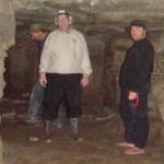 First Queenston Mine Visit of 2008