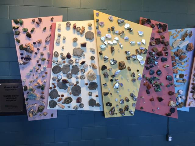 Sudbury Rock Wall