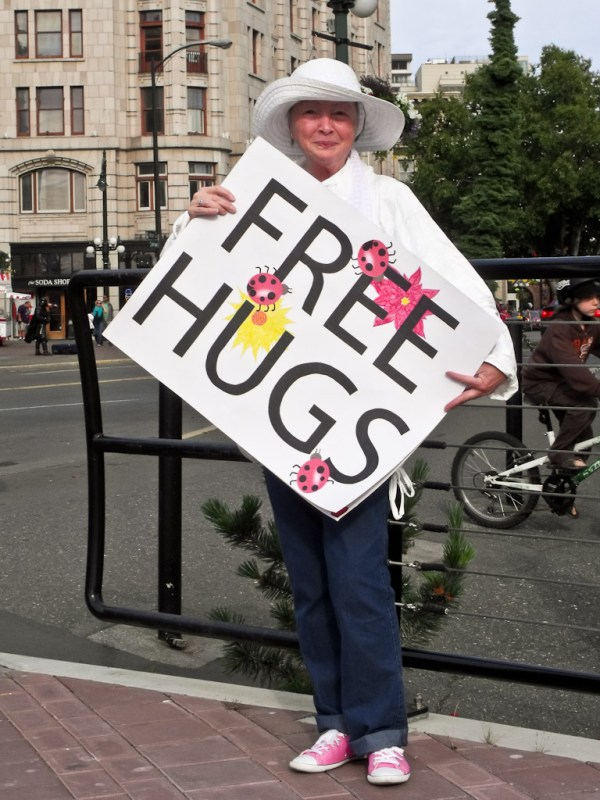International Free Hugs Day