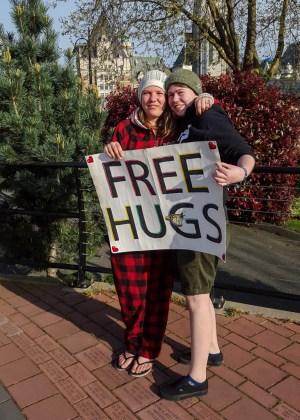 Free Hugs Inductees