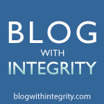 Blog With Integrity logo