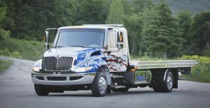 Wolford car hauler