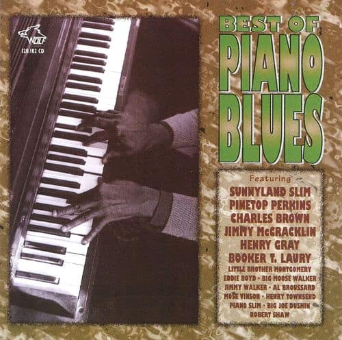 120102 Best of Piano Blues Various Artists