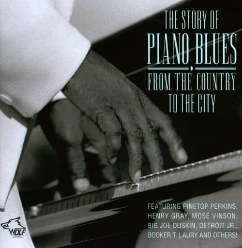 120106 The Story of Piano Blues Various Artists