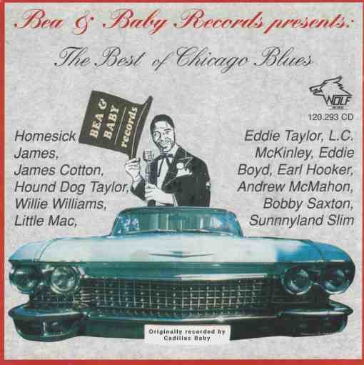 120293 Bea Baby Records presents The Best of Chicago Blues Vol. 1