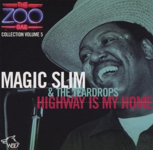 120305 Magic Slim The Teardrops Zoo Bar Collection Vol. 5