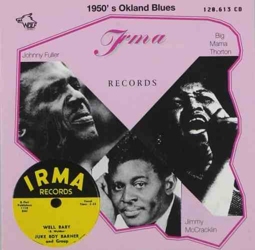 120613 IRMA Records 50 s Oakland Blues