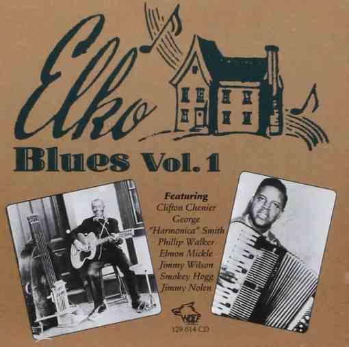 120614 Elko Blues Vol. 1 Various Artists