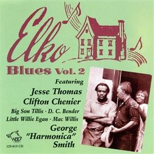 120615 Elko Blues Vol. 2 Various Artists