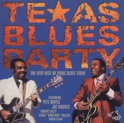 120631 Texas Blues Party Vol. 2 Various Artists