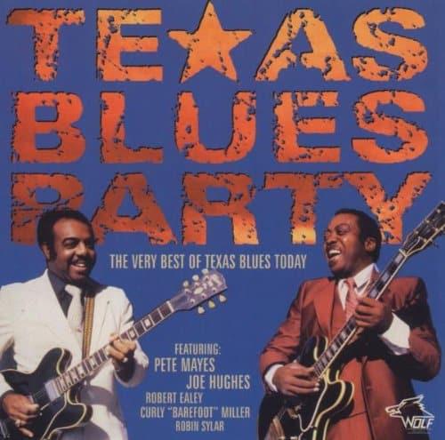 120631 Texas Blues Party Vol. 2 Various Artists