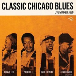 120835 Classic Chicago Blues Live Unrealeased