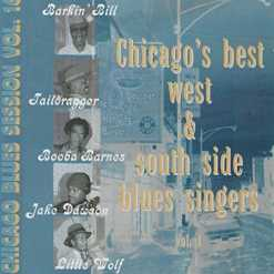 120862 Chicago s best west south side blues singers vol. 1