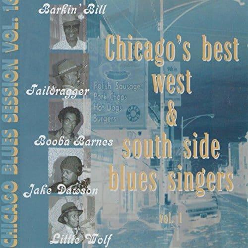 120862 Chicago s best west south side blues singers vol. 1