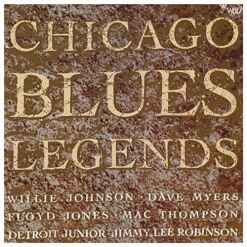 120863 Chicago Blues Legends Various Artists