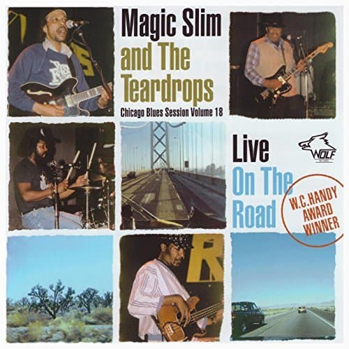 120864 Magic Slim The Teardrops Live On The Road