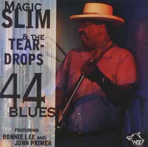 120895 Magic Slim The Teardrops 44 Blues