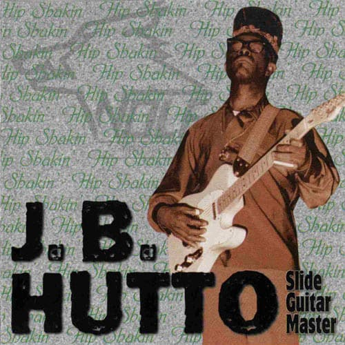 120896 J. B. Hutto Slide Guitar Master