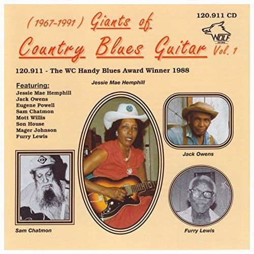 120911 Giants Of Country Blues Guitar Vol. 1