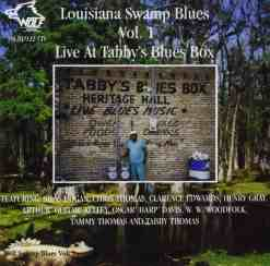120922 Louisiana Swamp Blues Vol. 1 Various Artists